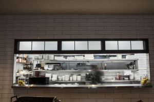 The Loop West End Bar and Restaurant kitchen open late